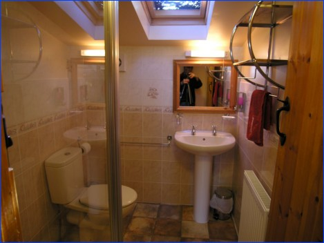 Bilbrook Shower Room