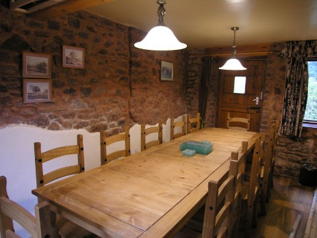 Selworthy Dining Room