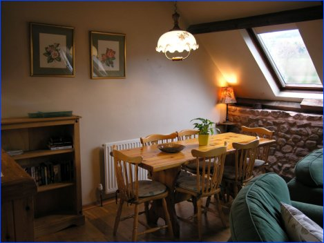 Withycombe Dining Area